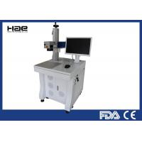 Buy cheap Professional Desktop Laser Engraving Machine Air Cooling For Animal Ear Tag product
