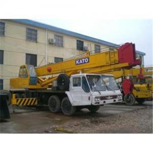 Buy cheap Kato nk 400e used crane from wholesalers
