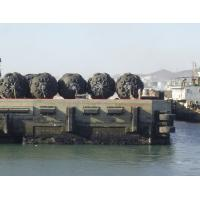 Buy cheap Synthetic-tire-cord Layer Marine Rubber Fenders for Large Tankers product