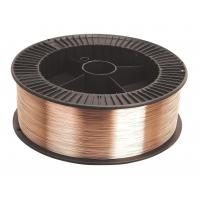 Quality Carbon steel or low alloy steel CO2 MIG welding wire for Construction Building for sale
