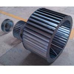 Buy cheap FD200GI遠心送風機のインペラー、先に曲げられたインペラー、アルミニウム、鉄、SU product