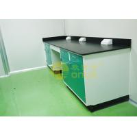 Buy cheap 1000 * 750mm Chemical Resistant Table Tops With Chemical / Heat Resistant from wholesalers