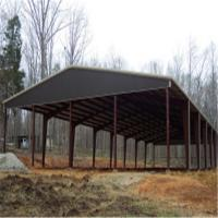 Buy cheap Farm Metal Roof Storage Shed (KXD-SSB1176) Steel Storage Sheds product