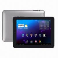 Buy cheap 8-inch Tablet PC, Supports Bluetooth, Double Camera, HDMI and Android OS product