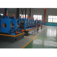 Buy cheap High Speed Square Welded ERW Pipe Mill 0.8-3.0mm Max Thickness from wholesalers