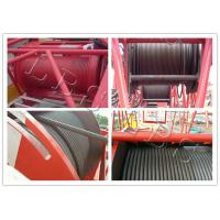 Buy cheap Large Capacity Hydraulic Pulling Winch / Hydraulic Overhead  Hoisting Winch product