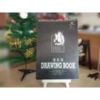 Buy cheap Customized Cover Artist Paint Pad Sketch Drawing Paper Sketchbook 100gsm 60 sheets product