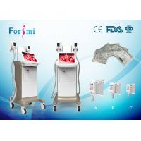 Buy cheap Cryolipolysis machine for sale 2 cryo handles working together 1800W power 15 inch touch screen product