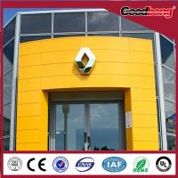 Buy cheap Outdoor Custom Advertising Auto standing Acrylic pylon sign product