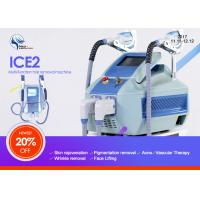 Buy cheap IPL SHR SSR Beauty Machine For Hair Removal / Pigmentation Removal 300000 Shots product