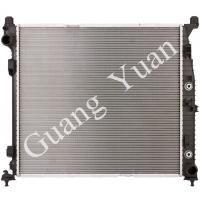 Buy cheap Hard Brazing Aluminum Mercedes Benz Radiator Replacement High Performance DPI 13505 product