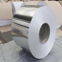 Buy cheap 130-155mpa Tensile Cold Rolled Aluminum Chromated Finish For PP Cap / ROPP Cap product