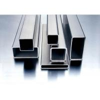 China Sch 20 Rectangular Metal Tubing , Wear Resistant Cold Rolled Square Tube on sale