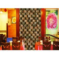 Buy cheap Eco - Friendly Embossed 3d Brick Effect Wallpaper For Restaurant Background product