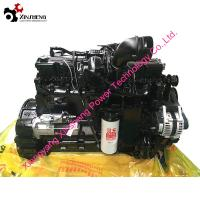 Buy cheap QSL8.9- C325 Cummins diesel engine For Excavator / Hirizontal Directional from wholesalers