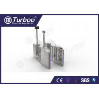 Buy cheap Office Building Optical Barrier Turnstiles Security Access Control System product