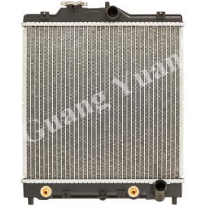 Quality 19010-P03-901/902  Honda Aluminum Radiator , Honda Civic Radiator Replacement19010-P28-G51/G52 for sale