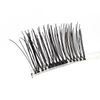 Buy cheap Black Charming 3D Magnetic Fake Lashes Magnetic Lash Extensions Light - Weigh product