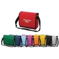 Buy cheap newest plain design leisure polyester shoulder bag product