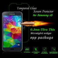 Buy cheap Real 2.5D Tempered Glass LCD Phone Screen Protection For Samsung Galaxy S3 MINI product