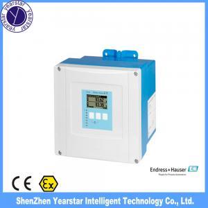 Buy cheap Endress Hauser/ Ultrasonic water level sensor FMU90 transmitter/ bulk solids,liquid,oil level gauge sensor product