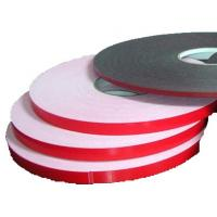 Buy cheap High Temp Foam Tape High Performance Strong Internal Adhesion Strength Red Film product