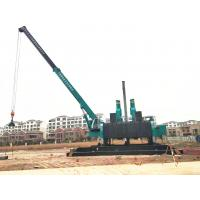 Buy cheap Compact Pile Driver Machine For Spun Pile And Square Pile Without Noise And Pollution product