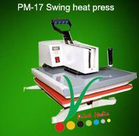 Buy cheap Swing heat transfer machine product