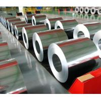 Buy cheap 60g Zinc Coated Galvanized Sheet Steel Coils Gi Steel Coils for Roofing Wall Panel C Z Purlin Roll Forming product