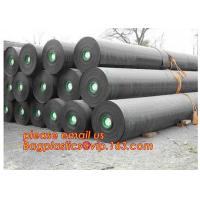 Buy cheap 2mm HDPE reinforced polypropylene geomembrane for landfill,Geomembrane fish farming Pond Liner Hdpe Geomembrane BAGPLAST product