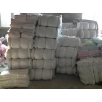 Buy cheap 73*32cm(29''*13'') 70g Wholesale Inventory Cheap Pure Cotton Hotel Guesthouse White Towel from wholesalers