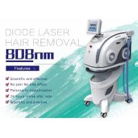 Buy cheap Painless Permanent 808nm Diode Laser Hair Removal Machine Beauty equipment product