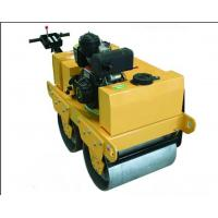 Buy cheap Hydraulic Double Drum Compactor Road Roller Cast Iron / Steel Material 600kg product