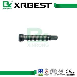 China Self Drilling Locking Screws Orthopaedics With 3.5 mm / 5.0 mm Screws Dia wholesale