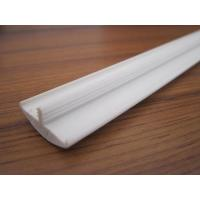 Quality 20mm width T molding/T profile edge banding/PVC/white/any color/any length for sale
