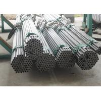 Buy cheap High Pressure Seamless Steel Pipe , Stainless Steel Thin Wall Aluminum Tubing product