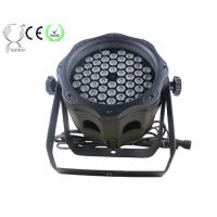 China 54pcs * 3W 11 CH LED Wash Lights RGBW 4in1 6000k IP67 LED Stage Lighting on sale