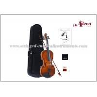 Quality Student Musical Instruments Violin 4/4 Full Size Beginners Starter Handcrafted for sale