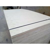 Buy cheap Poplar Core Plain Faced Commercial Grade Plywood For Pallet Package Use product