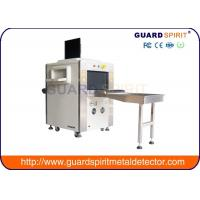 Buy cheap CE  FCC ROHS X Ray Inspection System Small Tunnel Size X Ray Checked Baggage product