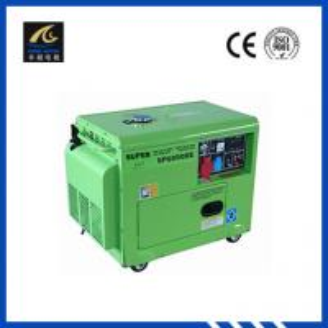 Buy cheap portable 5kw diesel generator 50hz/60Hz product