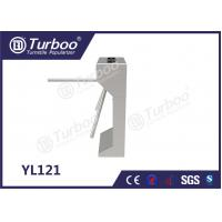 Buy cheap Bi - Directional Tripod Turnstile Gate Self - Recovery And Auto Re-Set Function product
