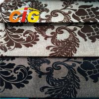 Buy cheap Fashion New Design100% Polyester Sofa Upholstery Chenille Fabric Fashion Design from wholesalers