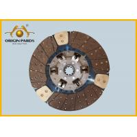 Buy cheap ISUZU CYZ Clutch Disc 430*10 1312408921 Friction Facing Three Cooper-bases from wholesalers