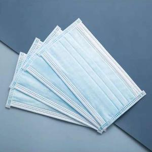Buy cheap Tri Player Disposable Sheet Earloop Mask product
