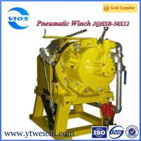 Buy cheap 5ton air winch for oilfild with hand brake and air brake product