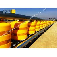 Buy cheap High Intensity Rolling Road Barrier Diameter 245mm / 350 Mm Easily Assembled product