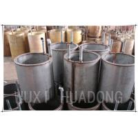 Buy cheap Customized Casting Machine Parts 2000kg Water Engine Cooling Jacket from wholesalers