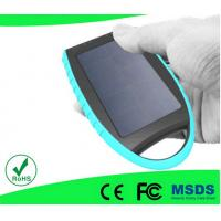 Buy cheap Recharger High Quality Portable Solar Mobile Phone Charger T018 With Self Time from wholesalers