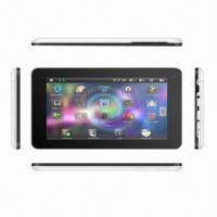 Buy cheap 7-inch Tablet PC with 800 x 480 Resolution, Dual Camera, HDMI, Phone Call, Android 4.0 product